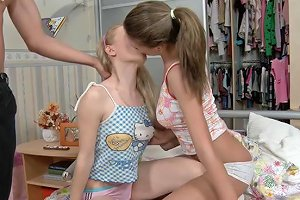Girlfriends Fucked In All Holes
