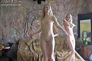 Fresh Russian Teen Girls Casting